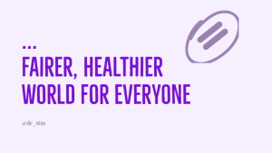 Read more about the article World Health Day 2021: Building a fairer, healthier world for everyone