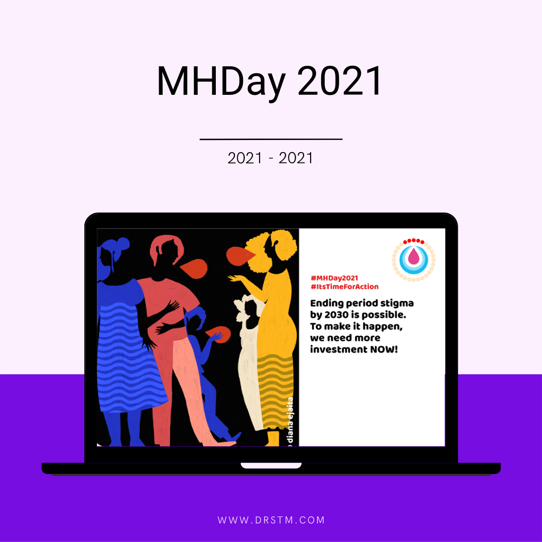 You are currently viewing Menstrual hygiene day 2021
